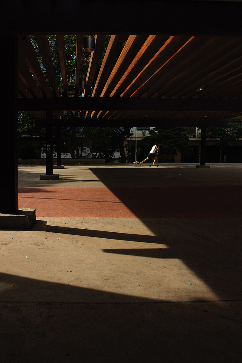 Playing with Shadows in Urban Landscape Photography No. 1
